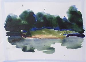 Ger Meinema - Beeldend kunstenaar - Amsterdam - Duitsland 2009