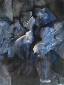 Stilleven - Acryl op papier - 75x87